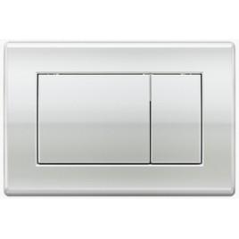 Przycisk DELFIN M271 chrom połysk