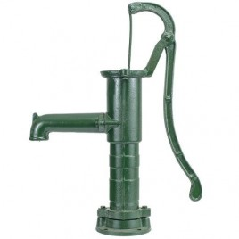 Abisynka - pompa ręczna