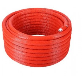 Rura PE-RT/AL/PE-RT 16x2,0 100m w otulinie czerwonej