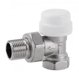 Zawór termostatyczny prosty 1/2 z nastawą wstępną M30x1,5 PHa-028