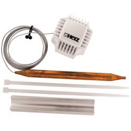 Głowica termostatyczna z czujnikiem 40-70c(kapilara)