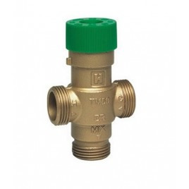 Zawór ciepłej wody 1/2 , bez śrubunków 30-60 stopni TM50-1/2E
