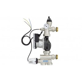 Grupa pompowa TM3 THERMOSTATIC MIXER + YONOS PARA PUMP