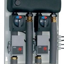 Zestaw MIX-BOX 3 z 2 grup.SMT 83 z pomp. WILO YP-RS 15/6