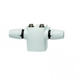 Multilux 4 F-set - Połączenie zaworu termostatycznego i ogranicznika temperatury powrotu