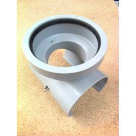 Uniwersalne siodło mechaniczne do poziomów kanalizacyjnych 110/110mm