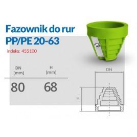 fazownik do rur PP/PE 20-63