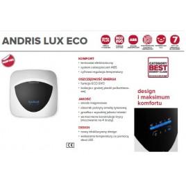 Podgrzewacz elektryczny ANDRIS LUX ECO 10EU nadumywalkowy