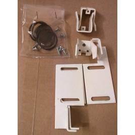 System do mocowania grzejnika DECUS, FONDITAL