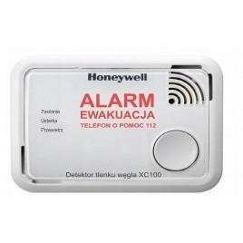 Detektor,czujnik tlenku węgla (czadu) XC 100-PL-A z funkcją Alarm Scan zasilanie bateryjne
