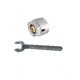 Złączka zaciskowa skręcana 16x3/4 GW rura-rozdzielacz