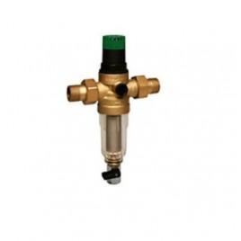 Filtr mini-plus z regulatorem ciśnienia FK06-3/4AA z opłukiwaniem