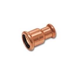 Nypel przejściowy 22x1/2 press gaz